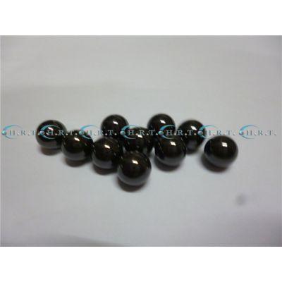 氮化硅陶瓷球1mm/2mm/2.381mm/2.5mm/3.175mm黑陶瓷珠Si3N4小珠