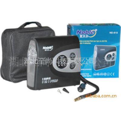 供应数码定压充气照明警示3合1充气泵打气机