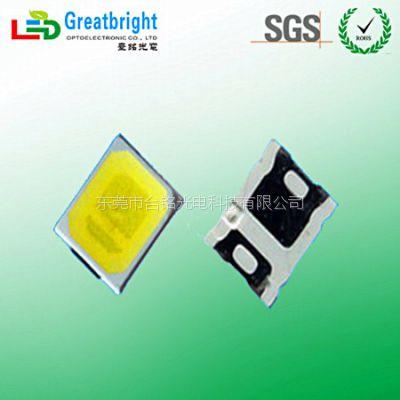 台湾台铭2835白光视觉光源专用LED灯珠选择Greatbright台铭光电