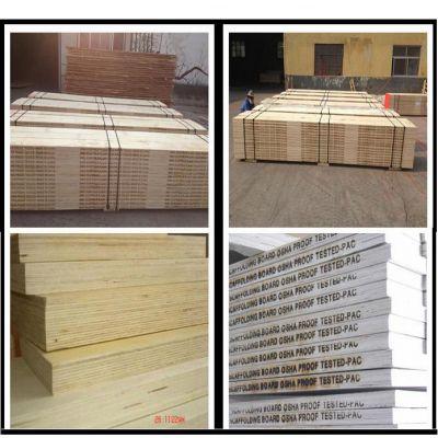 杨木LVL门芯材、门框材、间柱材等(日本、韩国 )