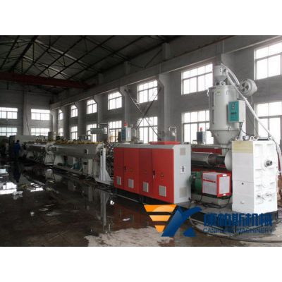 SJ90/120/150 16-1600PE、PP燃气给水管生产线