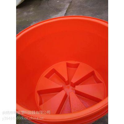聚乙烯2立方抗老化水箱 棉条桶 水产养殖桶