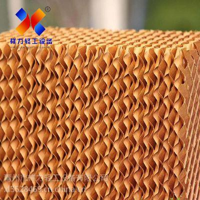 青州祥力 7090型高强度降温湿帘/水帘墙 湿帘/水帘纸 畜牧设备