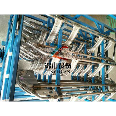 汽车配件周转料架 储料架 周转料架 工装车 零配件料架 东莞锦川设计