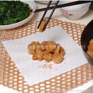 日本  食品吸油纸 烘焙烧烤油炸食品垫纸 厨房滤油纸 50张