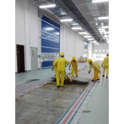 机械设备装卸-广州明通专业高效的设备搬运