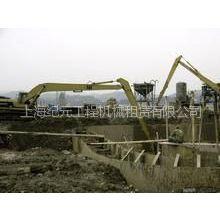 供应供应上海浦东区加长臂液压挖掘机出租深基础开挖土方外运回填