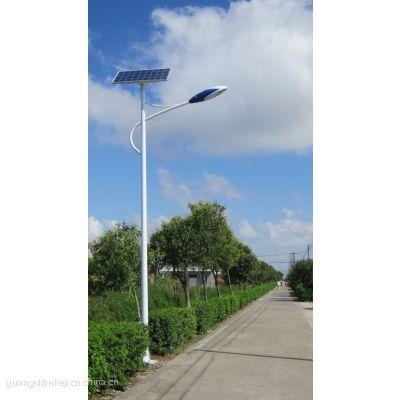 河北沧州市太阳能路灯厂家 LED太阳能庭院灯厂家