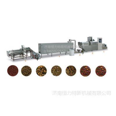 宠物食品生产线|狗粮猫粮机械|鱼饲料|狗粮设备