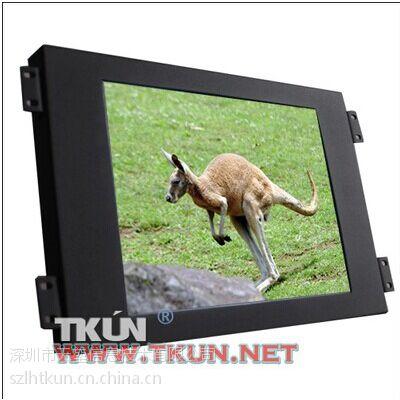 供应T084XGA(V1)8.4寸嵌入式高分辨率TKUN工控工业液晶显示器 仪器仪表专用显示器