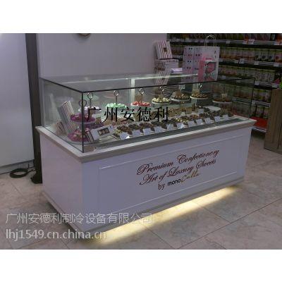 安德利直角型巧克力保鲜柜 日式巧克力柜 冷藏柜