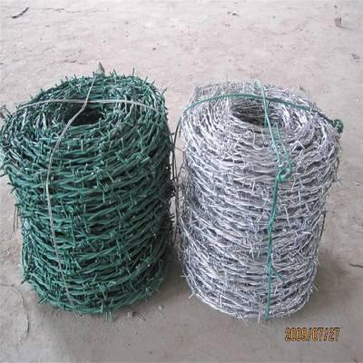 旺来刺丝滚笼 刺绳铁丝网 围墙铁刺