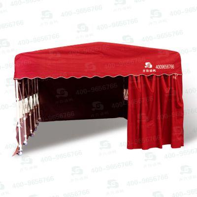 专利推拉帐篷,推拉方便,烧烤,大排档,餐饮,婚庆,仓库使用
