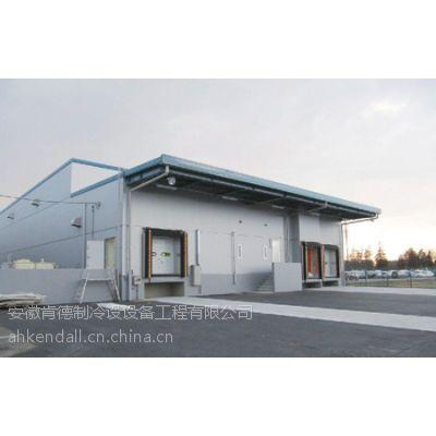 供应大型冷库设计/建造/安装 安徽肯德建造