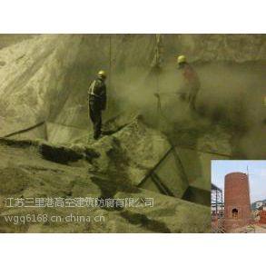 安全可靠的浙江专业水泥库挂壁清理公司