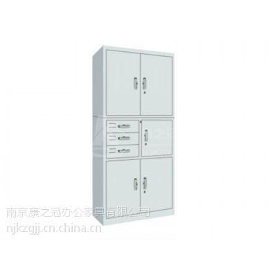 厂家直销钢制文件柜-南京康之冠办公家具