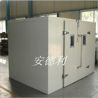 厂家提供 食用菌栽培冷库 出菇房冷库 小型冷库价格(30立方)