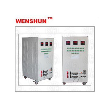 上海文顺 DC28.5V航空电源测试用直流负载-航空测试直流电阻负载箱