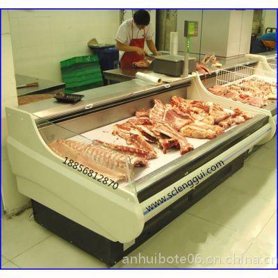 镇江哪里能定做冷鲜肉展示柜,3米冷鲜肉展示柜多少钱