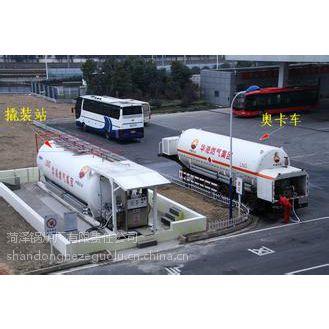 LNG撬装站 LNG成套设备 LNG低温储罐 LNG加油站 LNG加气站