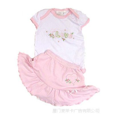 小布点外贸童装 美国原单 优质纯棉婴儿套装/套裙/迷你裙 多款