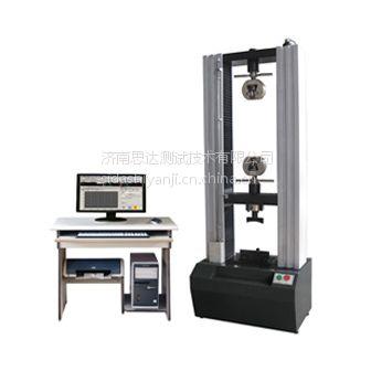 供应汽车刹车片剪切强度试验机,机车刹车片剪切强度试验机(WDW-100KN)
