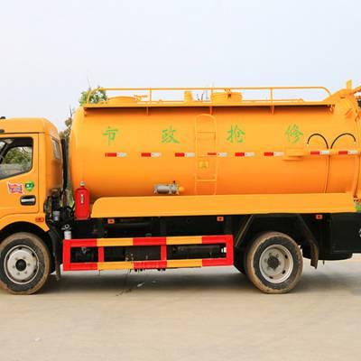多功能6吨高压清洗车多少钱一辆