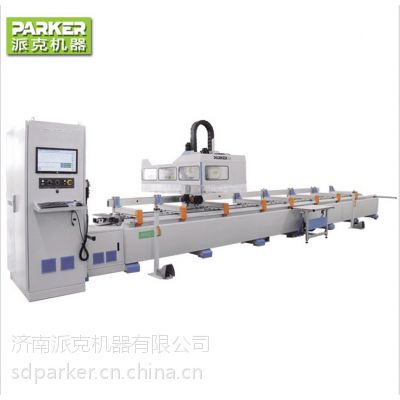工业铝加工 PARKER/派克机器 新型高速四轴数控加工中心 DMCC6