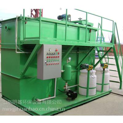 涡凹气浮机产品质量稳定