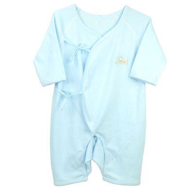 供应棉小沫 主题婴儿内衣 纯棉儿童爬服 新生儿婴儿内衣