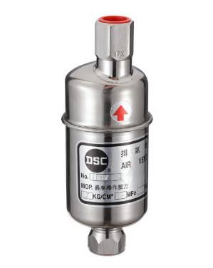 供应台湾DSC全不锈钢自动排气阀