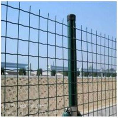 供应文登万通波浪形荷兰网004-2波浪形护栏网防腐性能好,抗老化,美观大方,色泽柔和艳丽,