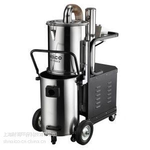 供应机械设备配套NTT50系列小型移动式工业吸尘器