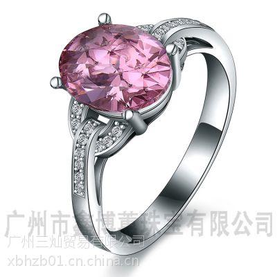原创首饰设计毕业生戒指广州饰品加工创意戒指925银饰品