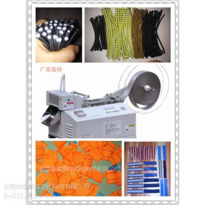 编织带裁切机性能优势 织带裁切机提高效率