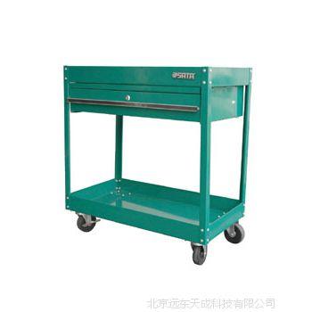 世达小鹿单抽屉工具车845*416*840mm  工具箱、工具车 世达工具