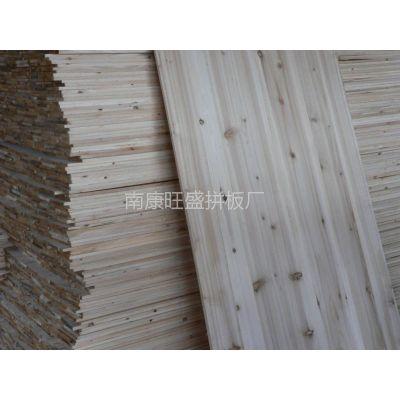 供应厂家直销杉木板材。家具直拼板。实木衣柜板