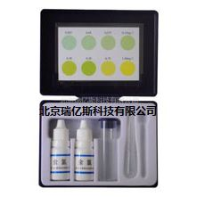 公司生产余氯快速测试盒,余氯试剂盒,水质快速测试盒,快速测氯盒 型号:BJRYSYL