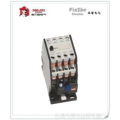德力西电气 JZC1-62 380V 低压接触式继电器 中间继电器 3TH80