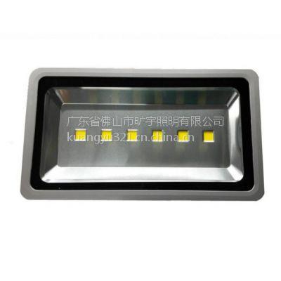 旷宇照明LED投光灯泛光灯投射灯300W大功率工地厂房球场广告灯