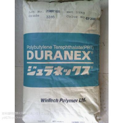 苏州上海嘉兴代理PBT日本宝理3316进口聚酯原料