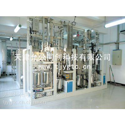 天津大学Pfeiffer气体分析仪应用于催化剂评价装置
