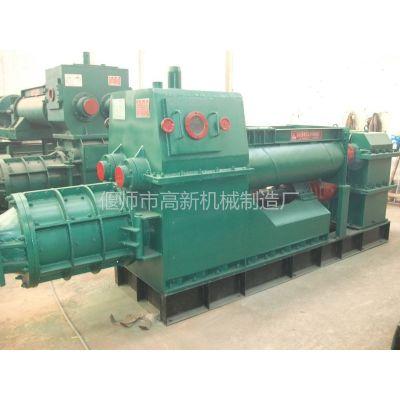 供应厂家供应450型真空砖机 粘土小型砖机价格 偃师高新机械厂优惠季