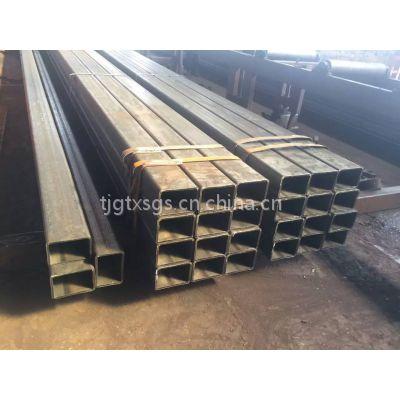 方管桁架厂,扁管方管方通,90度方管折弯,