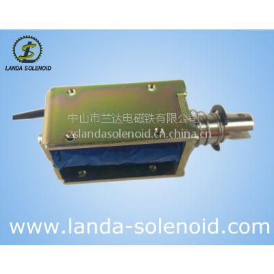 供应小型直流开框式电磁铁,D型电磁铁,推拉式电磁铁,框架式电磁铁SQ1253
