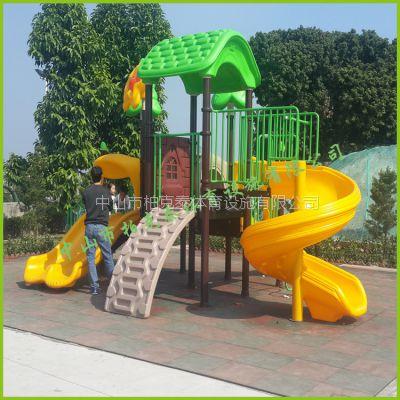 佛山儿童滑梯定购 公园游乐设施安装设计 新款天然橡胶滑梯组合值得推荐