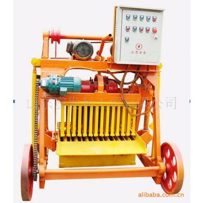 供应QTR4-45型液压全自动 砌块成型机 免烧砖机 山东宏发制砖机