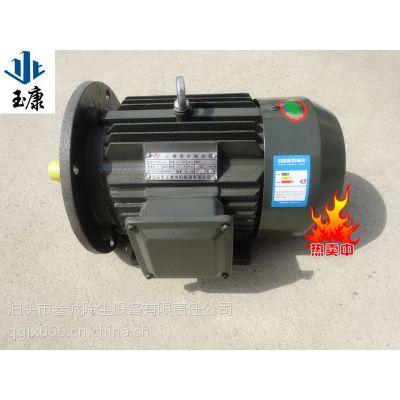 泊头玉康电机制造三相异步电动机YE2系列Y80M1-4级0.55kw1400转
