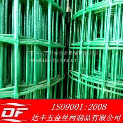 现货供应钢丝网围栏 铁丝围栏网 散养鸡蔚蓝网