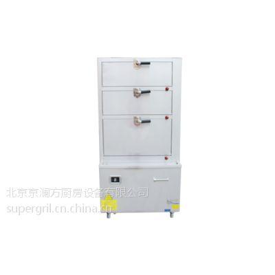 2016新款kym-ZG15-1商用电磁三门蒸柜 - 科创